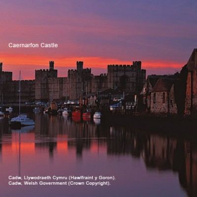 Castles for Cadw – Welsh Government